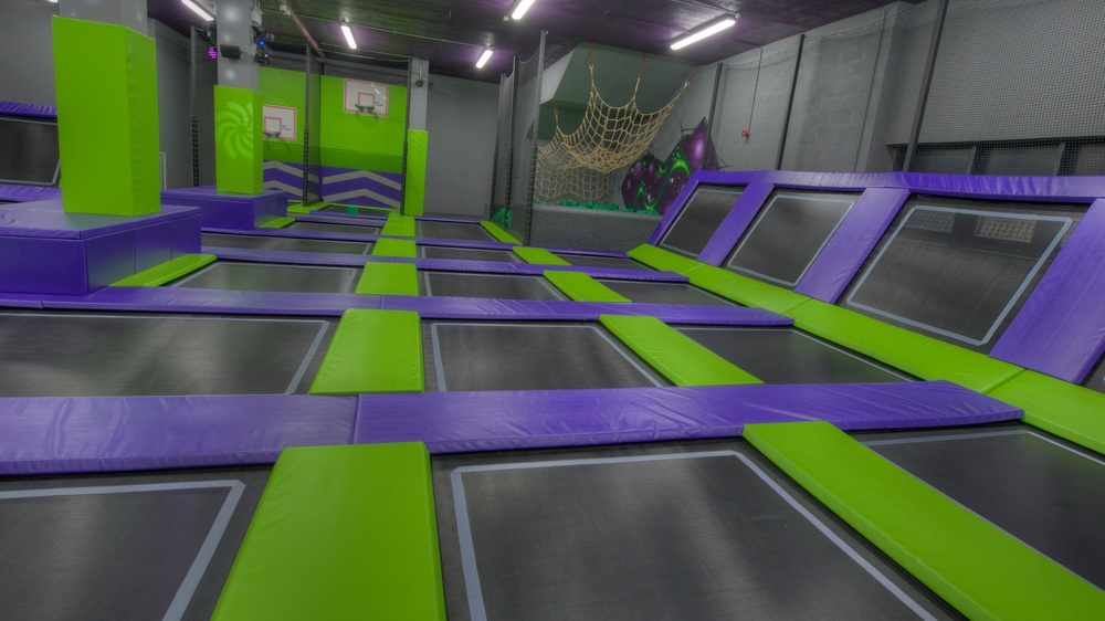 Limitless Trampoline Park | RC Green